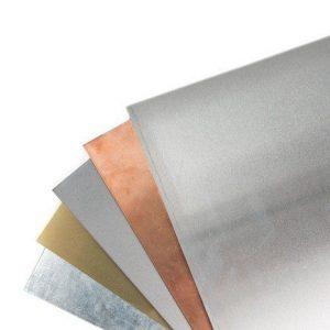 مواد اولیه فلزی